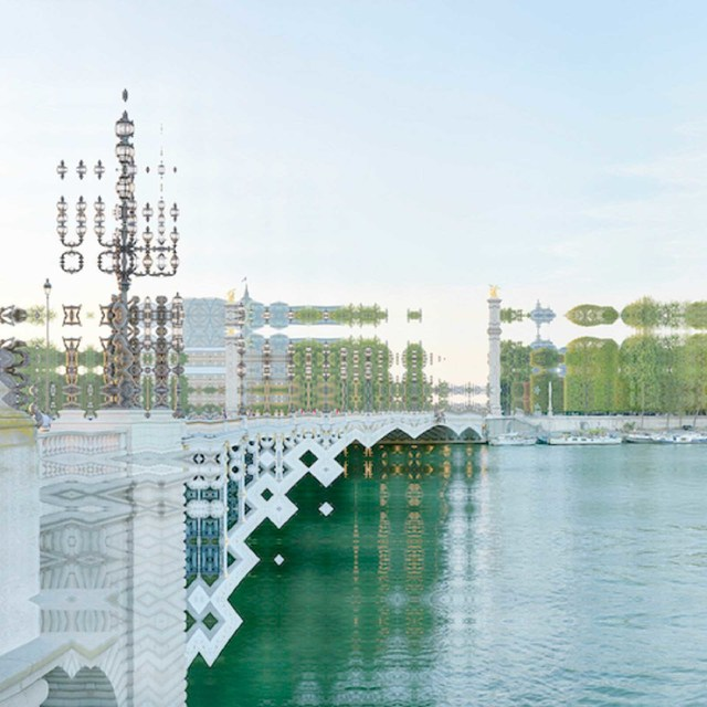 , 'Paris Pont Alexandre III,' 2015, K + Y Gallery