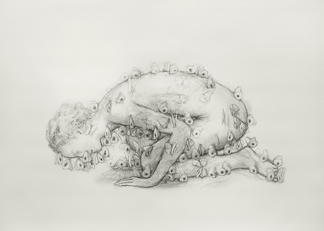 , 'Untitled (#374),' 2019, Galerie Les filles du calvaire