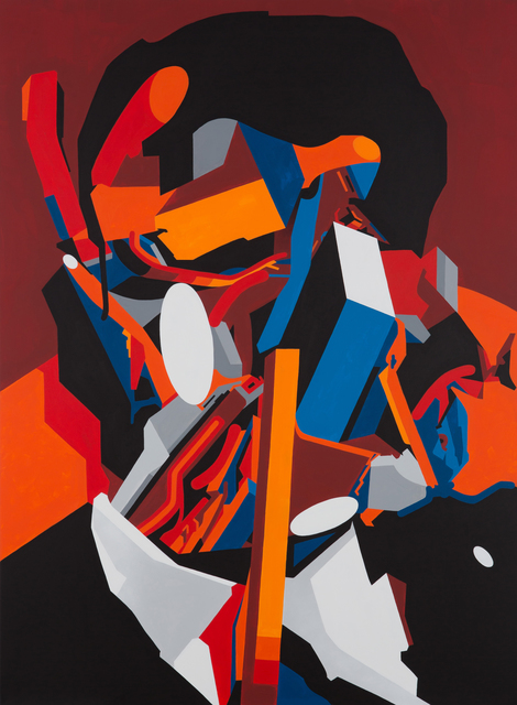 , 'Prisma,' 2017, Mirus Gallery