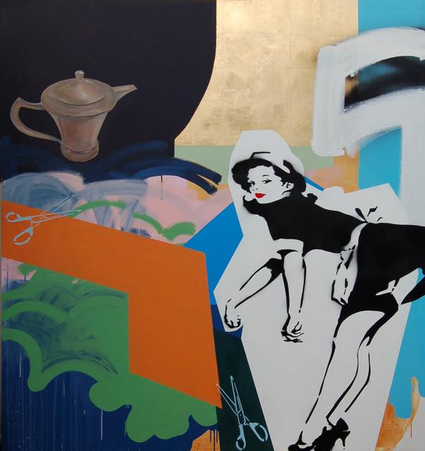 , 'Teas Maid,' 2014-2017, Mason-Nordgauer Fine Arts Gallery
