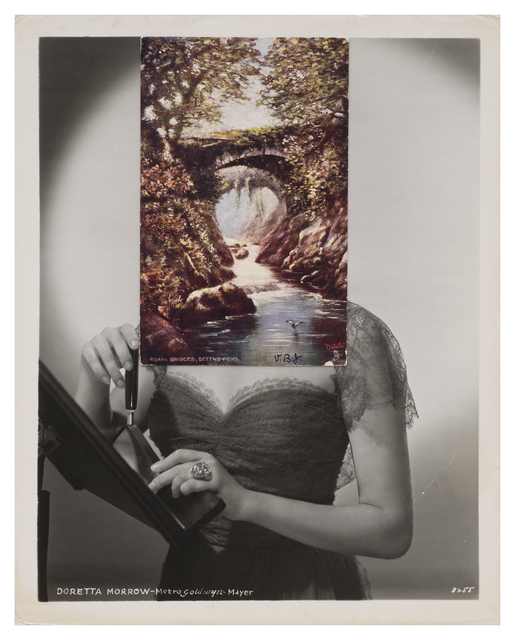 , 'Mask (Film Portrait Collage) CLXXXIV,' 2015, The Approach