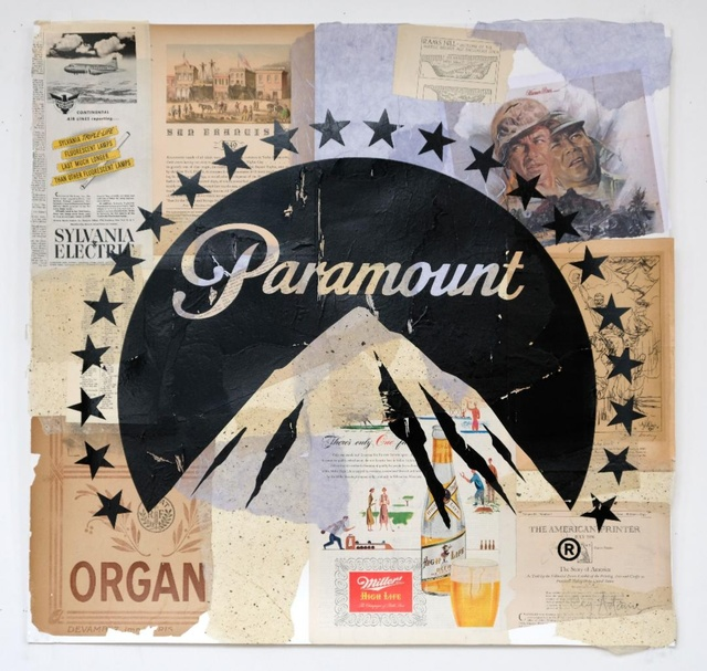 , 'Paramount (There's Only One),' 2018, Alpha 137 Gallery