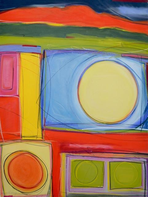 Jo-Ann Acey, 'Moon Series, number 11', 2017, 440 Gallery