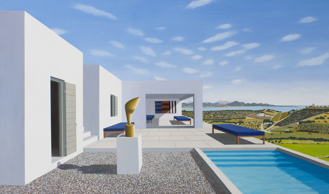 , 'Humble Villa,' 2017, Berggruen Gallery