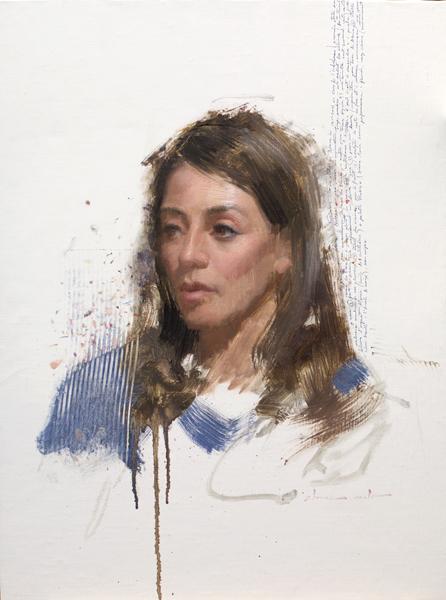 , 'Giulia,' 2014, Cynthia Corbett Gallery