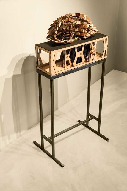 , 'Floor uprooting device 2,' 2018, Nando's & Spier Arts Trust