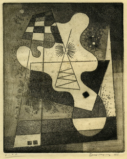 , 'Upright Curved Form Abstraction,' 1940, Childs Gallery