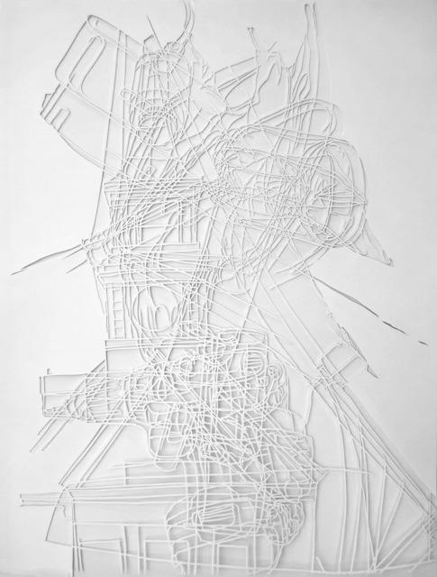 Samuel Stabler, 'Untitled (Cut-out)', 2013, Garis & Hahn