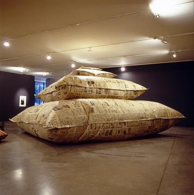 , 'Templo,' 2000, Museu de Arte Moderna de São Paulo (MAM)