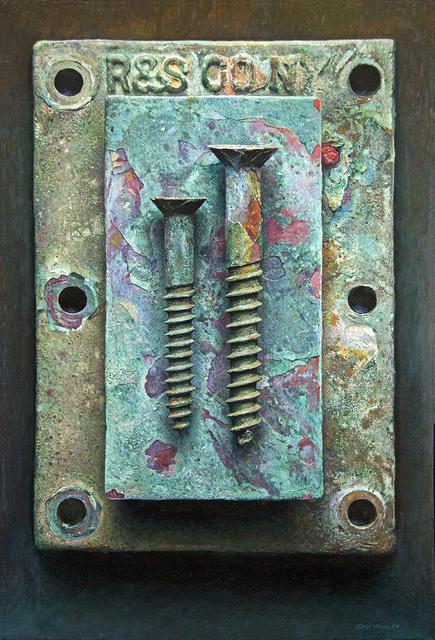 , 'Copper and Brass,' , Greenhut Galleries
