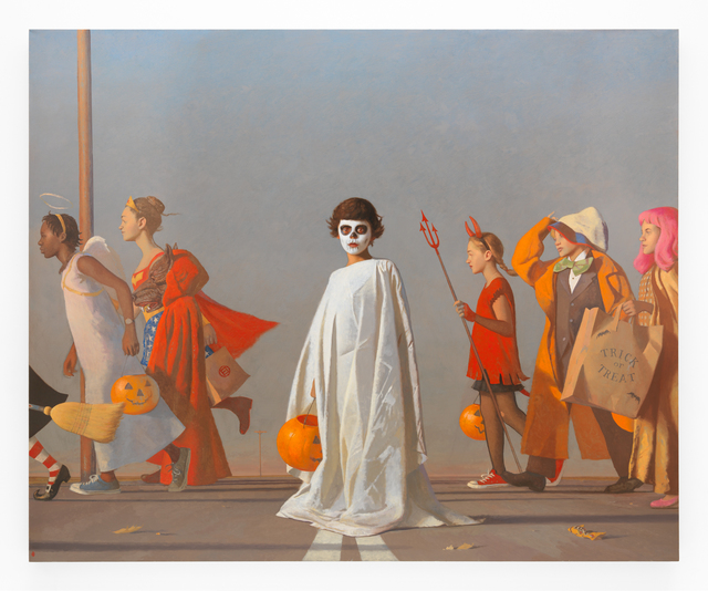 , 'Halloween,' 2016, Miles McEnery Gallery