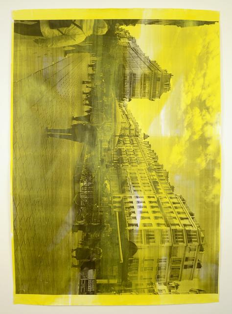 , 'Homage a St. Paul (Paris) 14/11/15,' 2015, Minus Space