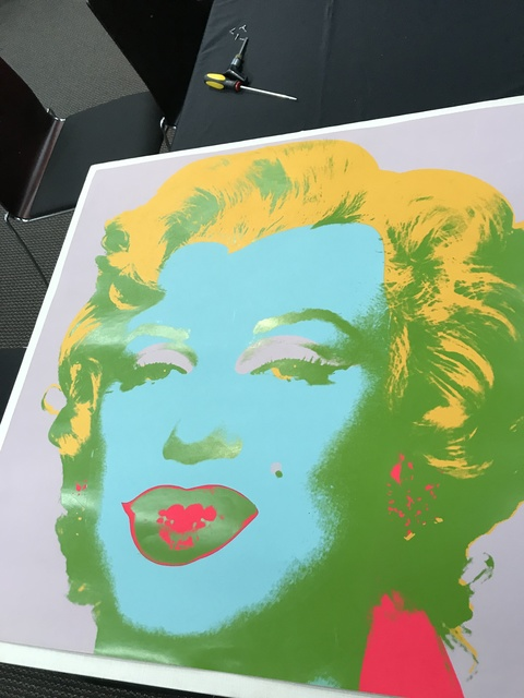 Andy Warhol, 'Marilyn Monroe (Marilyn) F&S II.28', 1967, Print, Marilyn Monroe (Marilyn) 1967 F&S II.28, Fine Art Mia