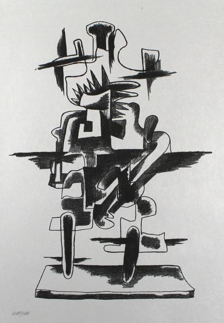 , 'Le merveilleux radeau,' 1966, Sylvan Cole Gallery