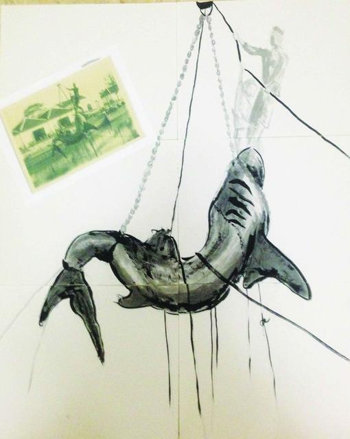 , 'Truth Enlightens (Reclaimed) #2,' 2013, 2902 Gallery