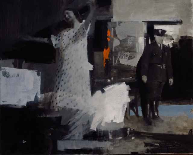 , 'Nightshade,' 2019, Booth Gallery