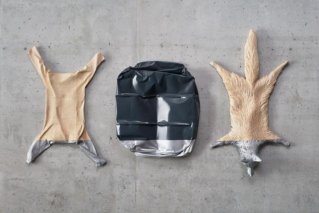 Willy Verginer, 'Per quelli che hanno gli occhi e non bastano gli occhi', 2015, Galerie LeRoyer