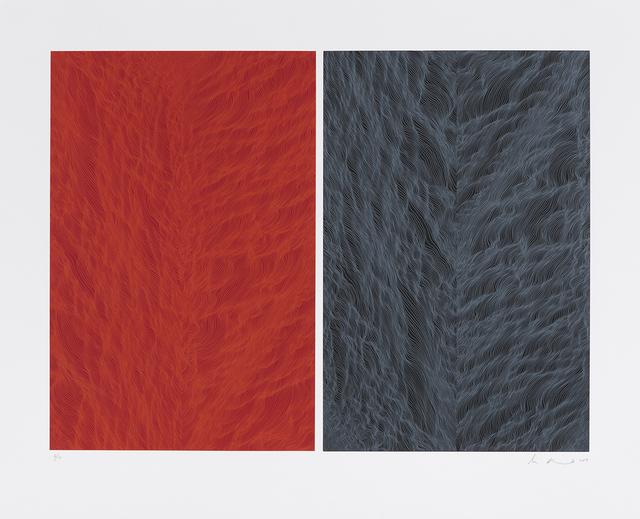 , 'Fortuny III,' 2014, Aspinwall Editions