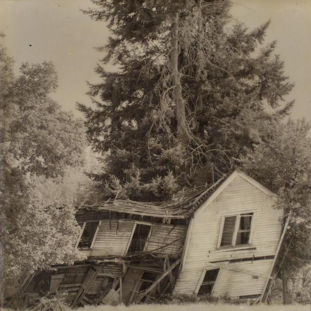 , 'Yamhill, Leaning House, 100 Memories,' 2015, G. Gibson Gallery