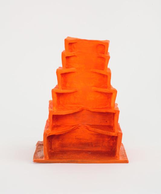 Joanne Greenbaum, 'Untitled', 2018, Rachel Uffner Gallery