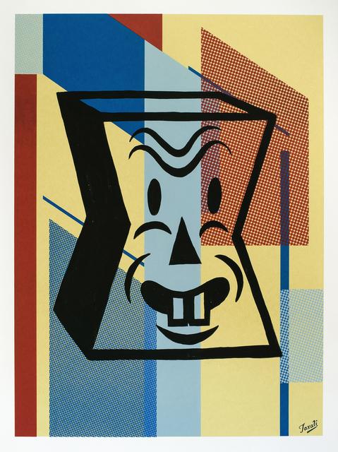 , '#27,' 2016, Jonathan LeVine Projects