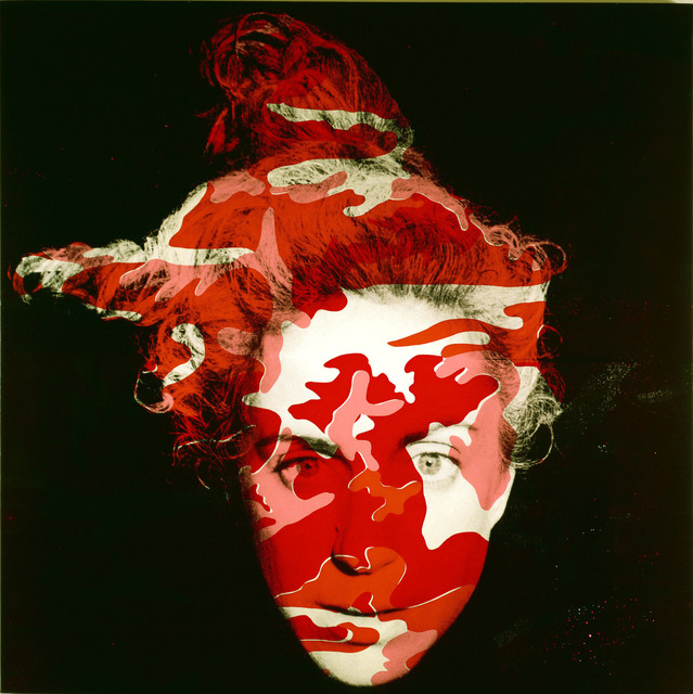 , 'Camouflage Self Portrait,' 1994-1997, Paul Kasmin Gallery