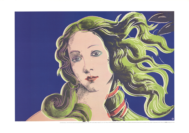 Andy Warhol, 'Birth of Venus-Purple', 1999, ArtWise