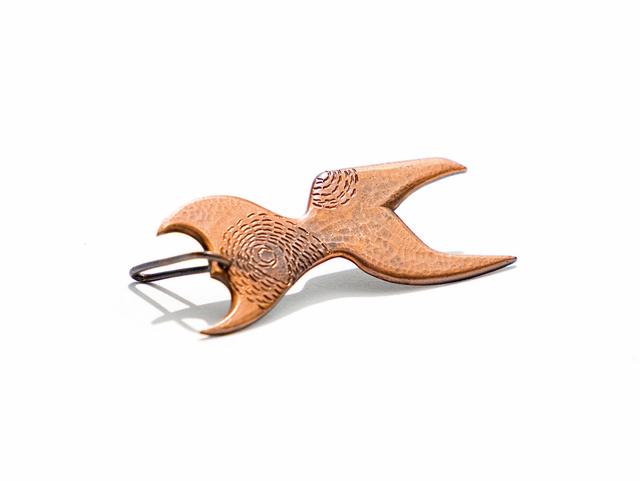 Cecily Sash, 'Copper Pendant II', Strauss & Co