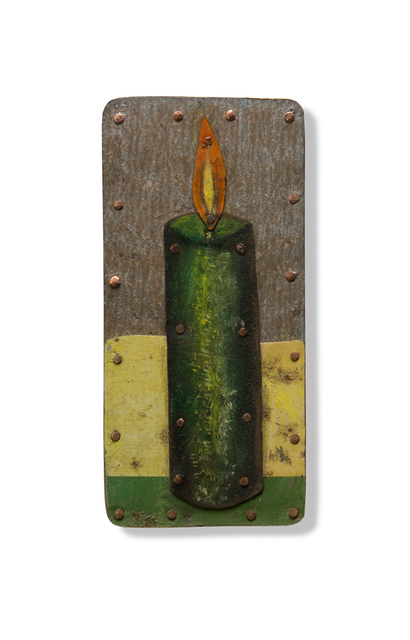 , 'Candle,' , Facèré Jewelry Art Gallery