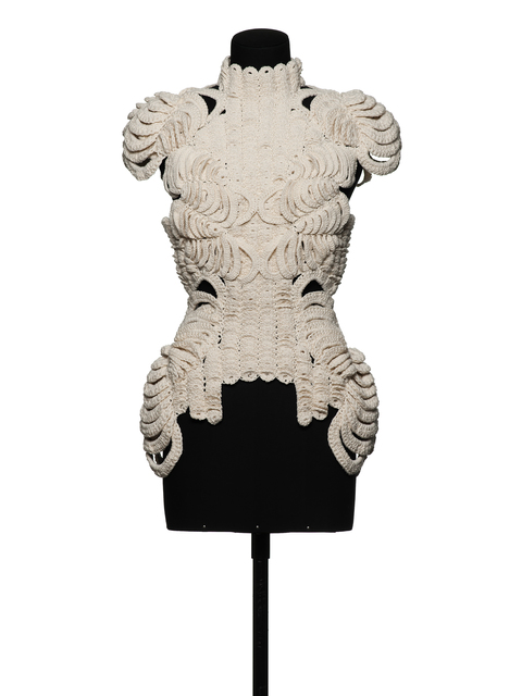 , 'Dress, from Fall / Winter collection,' 2013, Cooper Hewitt, Smithsonian Design Museum