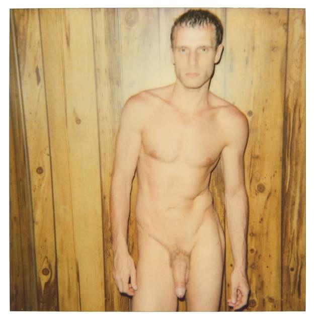 Stefanie Schneider, 'Male Nude', 1999, Instantdreams