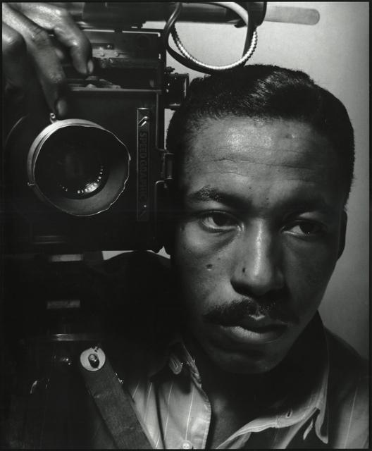 , 'Self-Portrait,' 1941, Howard Greenberg Gallery