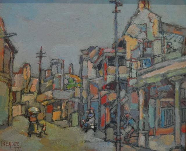 Gregoire Johannes Boonzaier, 'District Six', 1972, Axis Art Gallery