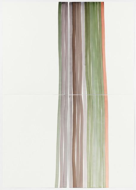 , 'Mantel Nr.9,' 2017, Galleria Raffaella Cortese