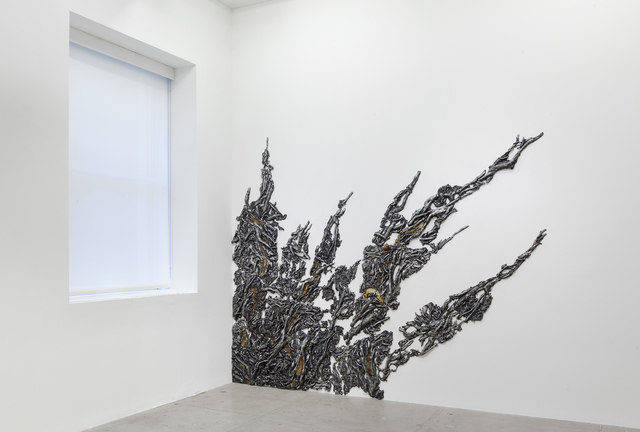 , 'Entwined Growth IV,' 2017, Marian Goodman Gallery
