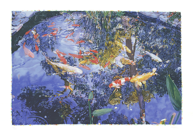 , 'Pond with Goldfish,' 2004, ArtWise