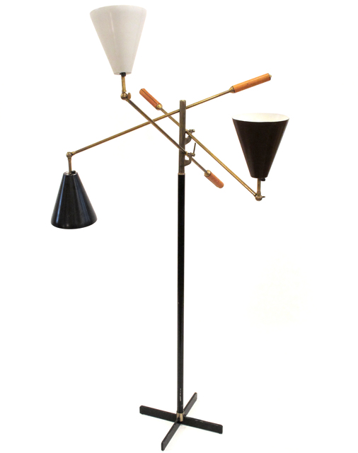 , 'Three Arm Floor Lamp,' ca. 1950s, Patrick Parrish Gallery