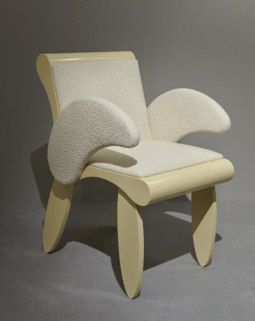 ", '""Betty"", set of 6 armchairs,' 1988, Mouvements Modernes"