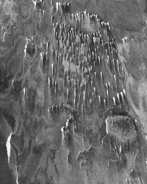 , 'Oil Sand I, Oleum Harenae,' 2017, Benrubi Gallery