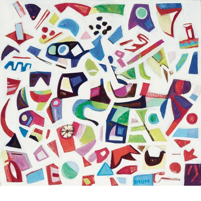 , 'Composition #321,' ca. 1960, Rosenfeld Gallery