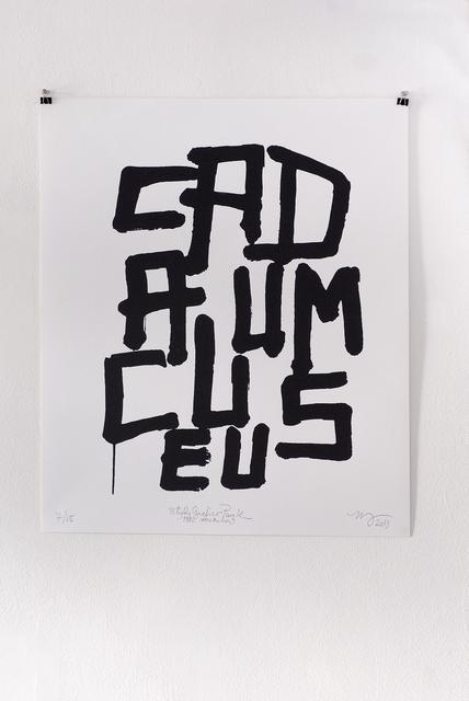 , 'Da série: Banheiro Publyko, Stilo 3,' 1982-2013, Baró Galeria