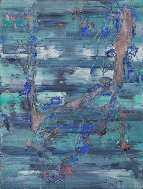 , 'Autumn's Night Inspiration #1,' 2017, Affinity ART