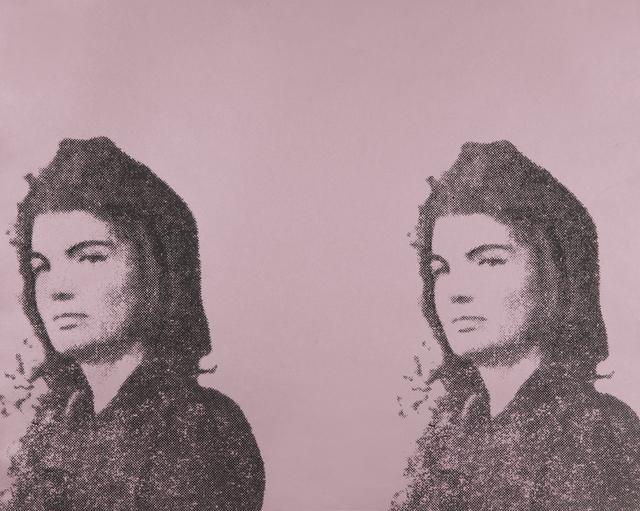 Andy Warhol, 'Jacqueline Kennedy II (Jackie II), from 11 Pop Artists, Volume II', 1966, Print, Screenprint in colors, on wove paper, the full sheet, Phillips