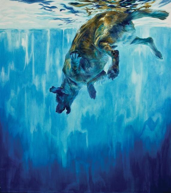 , 'Diving,' 2009, Galerie Sandhofer