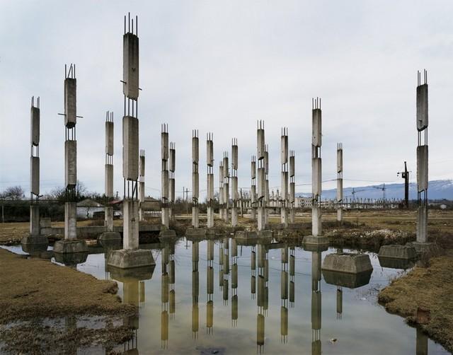 , 'Fondations (Series: Etats Imaginés),' 2005, Galería Juana de Aizpuru