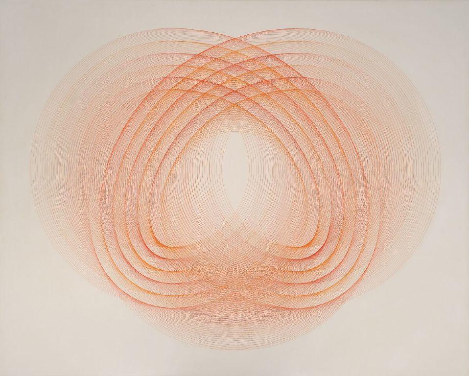 Seis Formas en Dos Circunferencias (Six Forms in Two Circumferences)