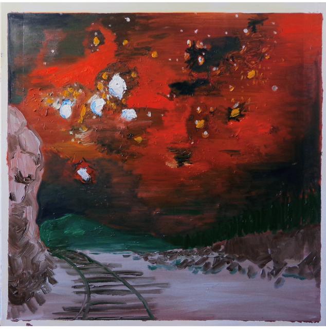 , 'Stars #5,' 2015, MODULO