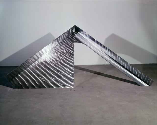 , 'Roof Frame,' 1974-1975, Noguchi Museum