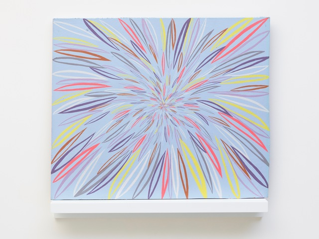 Chris Johanson, 'Peaceful Intentions Painting Number 1', 2018, Loyal