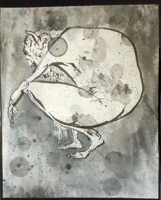 , 'Buffalo Man,' 2012, Galerie Donald Browne